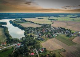 Luftaufnahme Katerbow
