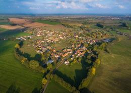 Luftaufnahme Kraenzlin