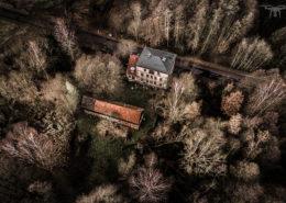 Luftaufnahme Rägelin Mühle