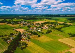 Luftaufnahme Schönberg